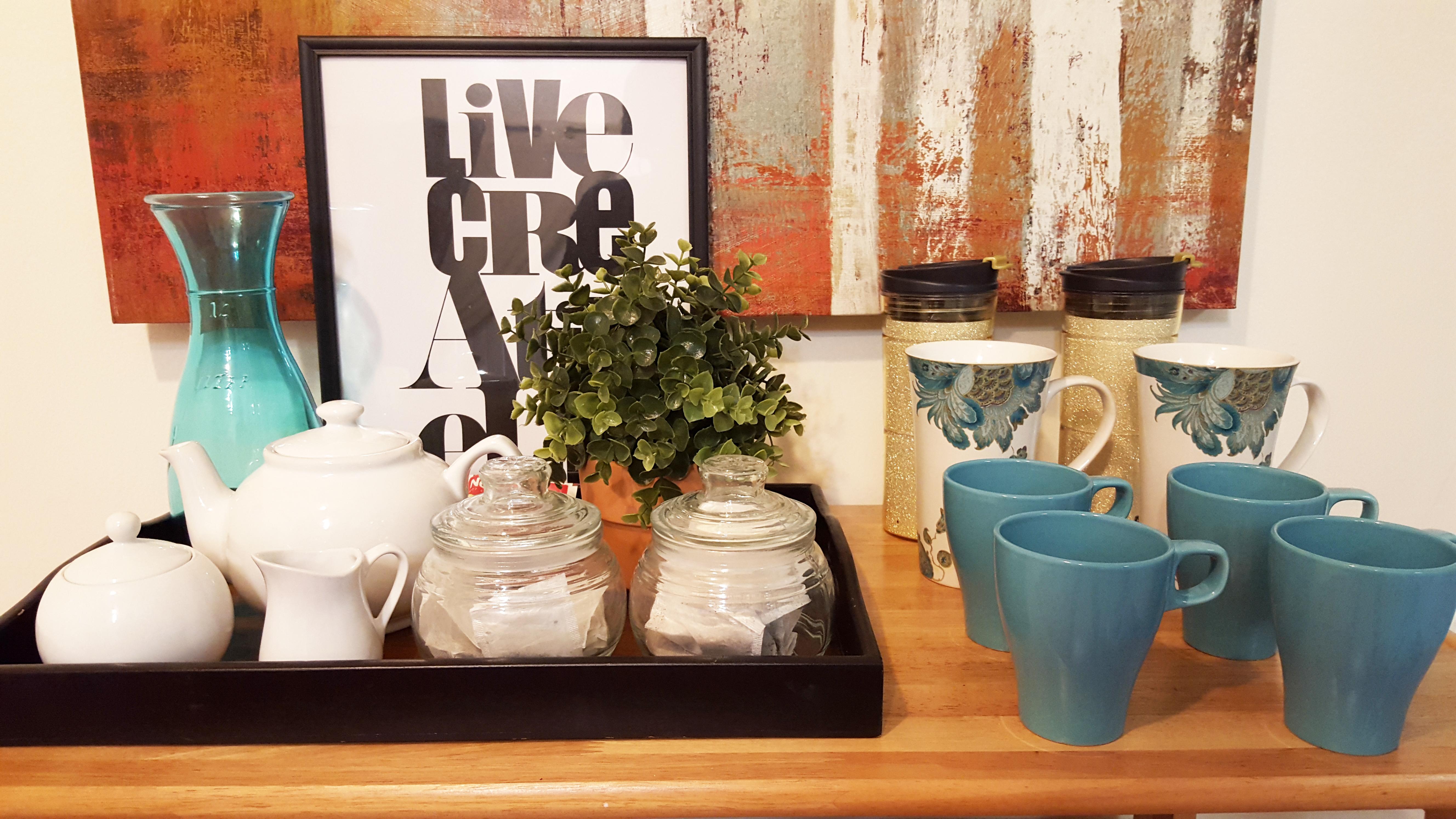 5 Kitchen Decor Ideas