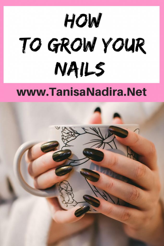 grow nails long