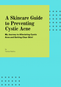 cystic acne treatment