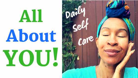 daily self care ideas