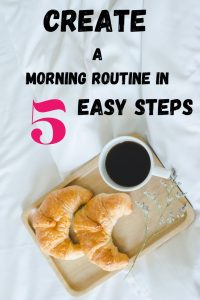 morning routines for women