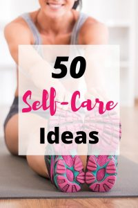 every day self care - easy self care