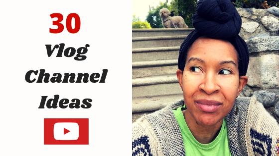 vlogging video ideas