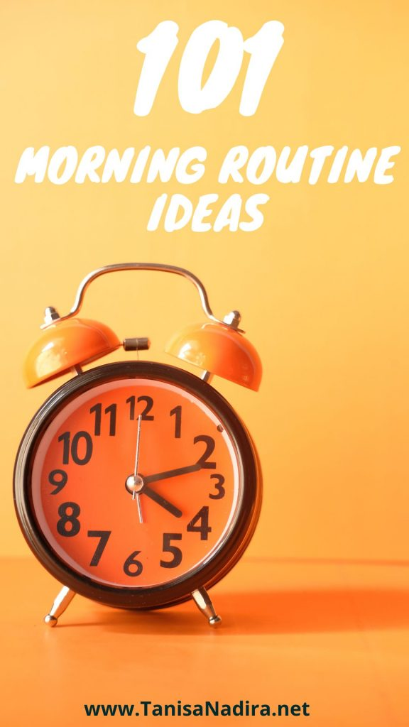 how to be more productive in the morning